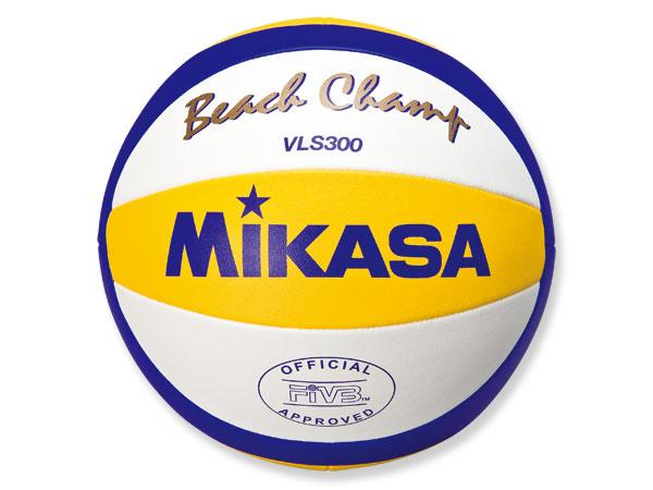 MIKASA ビーチバレーボール 国際公認球 (バレーボール ボール ビーチバレーボール)【スポーツ用品 > チーム スポーツ > バレーボール】【MIKASA/ミカサ】/VLS300