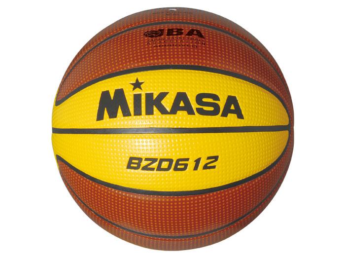 MIKASA バスケットボール検定球6号 (バスケットボール ボール 6号球)ブラウン【スポーツ用品 > チーム スポーツ > バスケットボール】【MIKASA/ミカサ】/BZD612