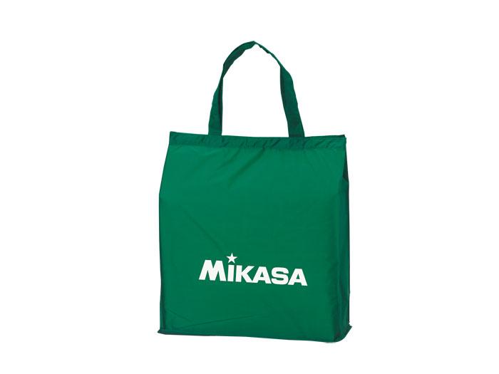 MIKASA レジャーバッグ (バレーボール アクセサリー その他・グッズ)ダークグリーン(DG)【スポーツ用品 > チーム スポーツ > バレーボール】【MIKASA/ミカサ】/BA21