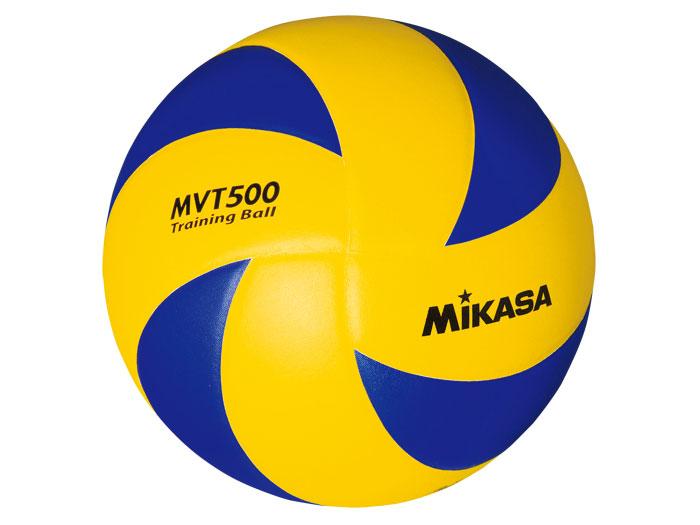 MIKASA トレーニングボール5号 (バレーボール ボール 5号球)【スポーツ用品 > チーム スポーツ > バレーボール】【MIKASA/ミカサ】/MVT500