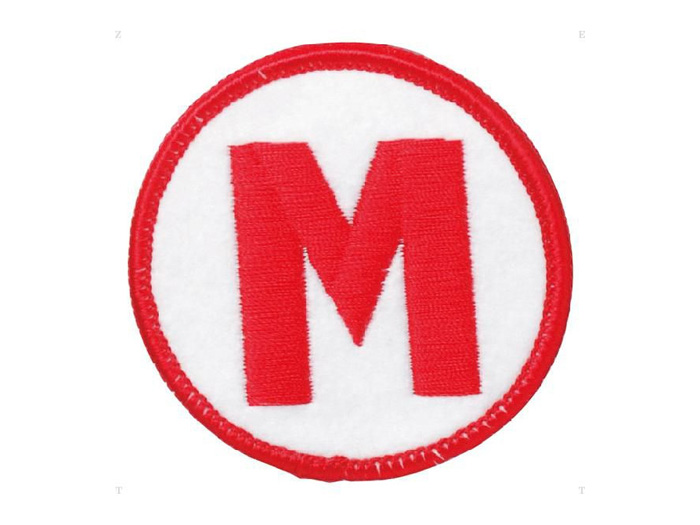 MIKASA KM-マーク (バレーボール アクセサリー その他・グッズ)Mマーク【スポーツ用品 > チーム スポーツ > バレーボール】【MIKASA/ミカサ】/KM