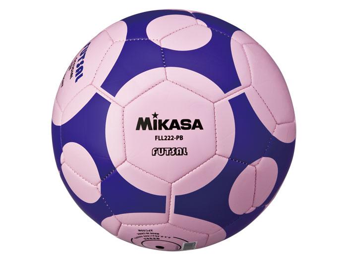 MIKASA フットサルレジャー用 (フットサル&サッカー ボール フットサルボール)【スポーツ用品 > チーム スポーツ > サッカー】【MIKASA/ミカサ】/FLL222