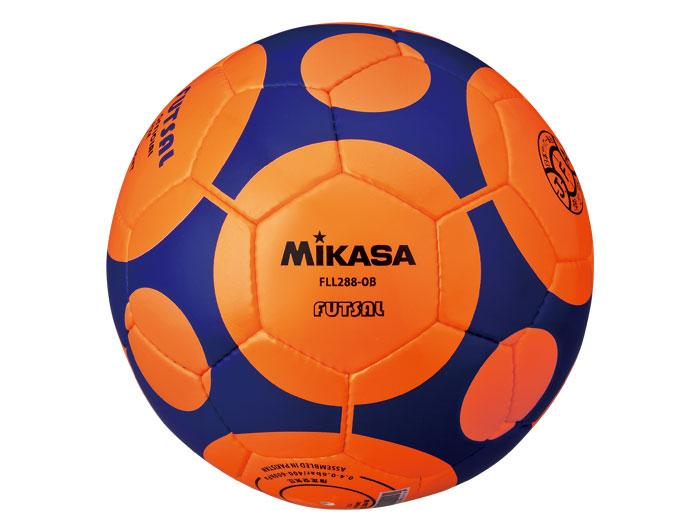 MIKASA フットサル検定球 (フットサル&サッカー ボール フットサルボール)【スポーツ用品 > チーム スポーツ > サッカー】【MIKASA/ミカサ】/FLL288