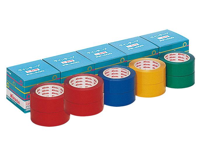 MIKASA ラインテープ (バレーボール アクセサリー その他・グッズ)ブルー(BL)【スポーツ用品 > チーム スポーツ > バレーボール】【MIKASA/ミカサ】/PP500