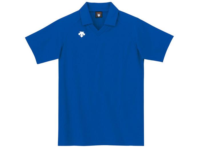 DESCENTE 半袖ゲームシャツ (バレーボール ゲームウェアー メンズゲームシャツ)アブル(ABL)【スポーツ用品 > チーム スポーツ > バレーボール】【DESCENTE/デサント】/DSS-4320