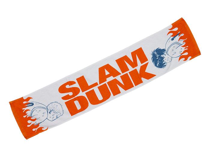 SLAM DUNK メラメラタオル (バスケットボール アクセサリー・グッズ タオル)ホワイト【スポーツ用品 > チーム スポーツ > バスケットボール】【GALLERY・2】/DTWL-01