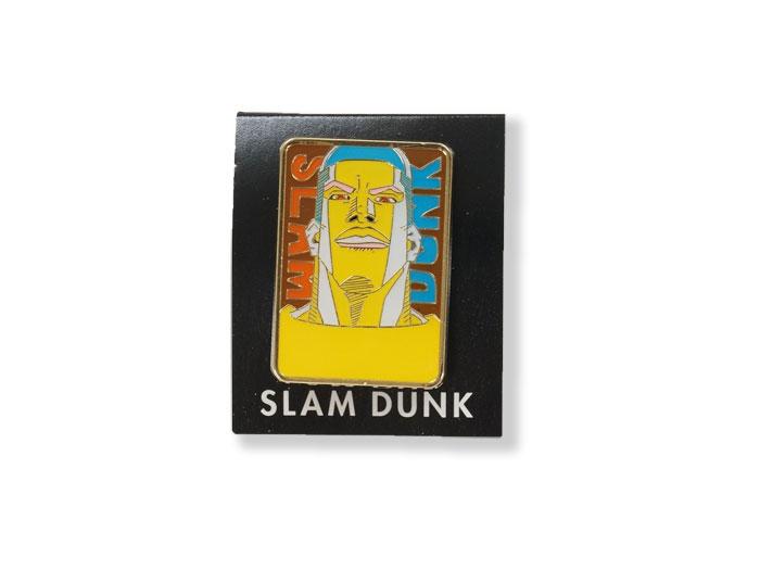 SLAM DUNK ピンバッチ (バスケットボール INOUE TAKEHIKO GOODS)赤木2(DP02-02)【スポーツ用品 > チーム スポーツ > バスケットボール】【GALLERY・2】/DP02