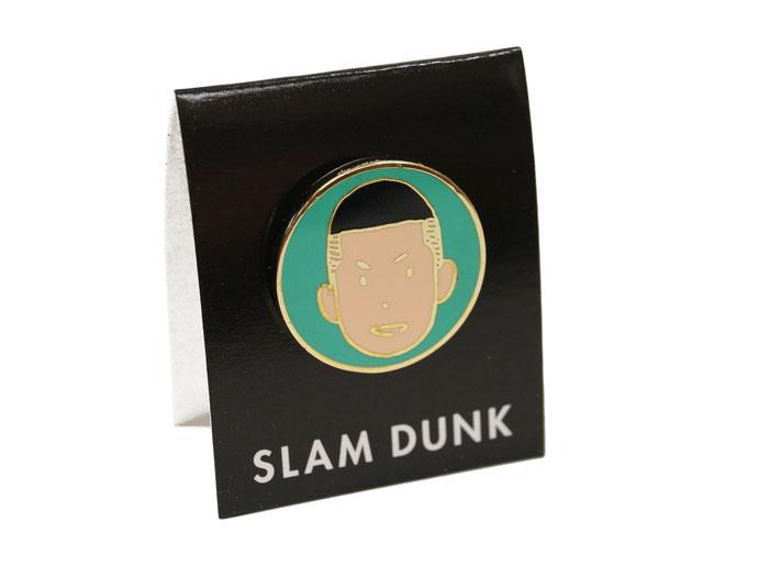 SLAM DUNK ピンバッチその参 (バスケットボール INOUE TAKEHIKO GOODS)【スポーツ用品 > チーム スポーツ > バスケットボール】【GALLERY・2】/DP-PINS-3