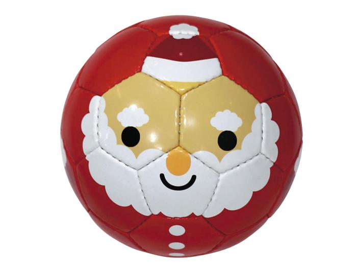 SFIDA Football X'MAS クリスマス限定ボール (フットサル&サッカー ボール グッズ)サンタ【スポーツ用品 > チーム スポーツ > サッカー】【SFIDA/スフィーダ】/BSFXM01
