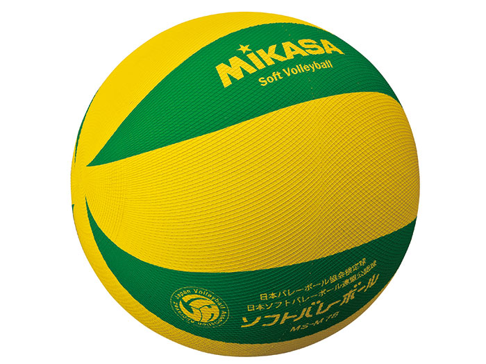 MIKASA カラ-ソフトバレ-ボ-ル (バレーボール ボール ソフトバレーボール)【スポーツ用品 > チーム スポーツ > バレーボール】【MIKASA/ミカサ】/MSM78