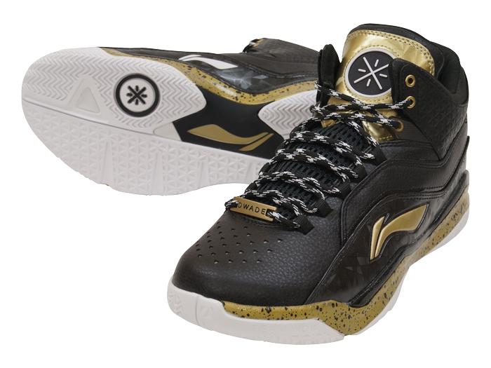 LI-NING WADE ALL CITY 3 (バスケットボール バスケットボールシューズ シューズ)ブラック×ゴールド×ホワイト(10)【スポーツ用品 > チーム スポーツ > バスケットボール】【LI-NING/リーニン】/ABPK003