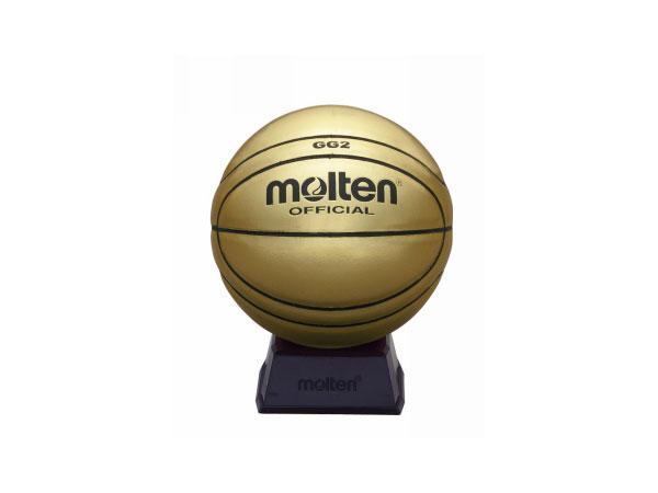 molten サインボール(2号) (バスケットボール ボール アクセサリー・グッズ)ゴールド【スポーツ用品 > チーム スポーツ > バスケットボール】【molten/モルテン】/BGG2GL