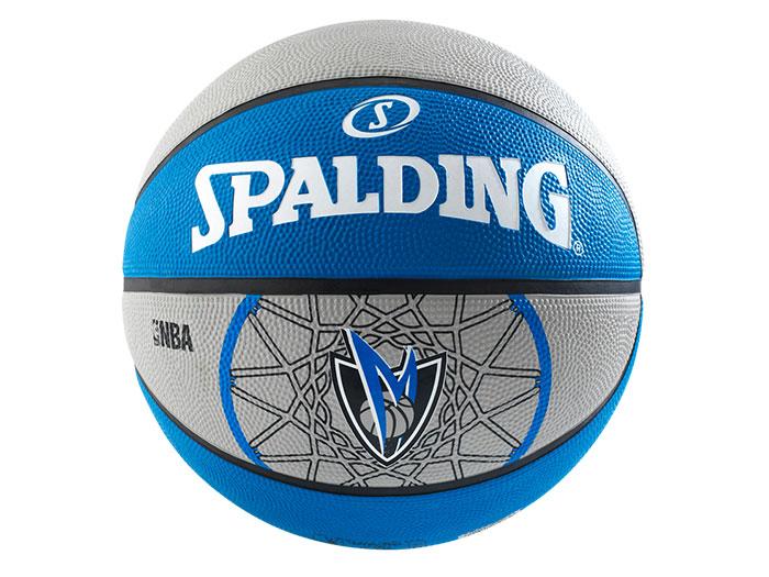 SPALDING 2015ダラスマーベリックス 7 (バスケットボール ボール 7号球)MAVS【スポーツ用品 > チーム スポーツ > バスケットボール】【SPALDING/スポルディング】/83-175Z