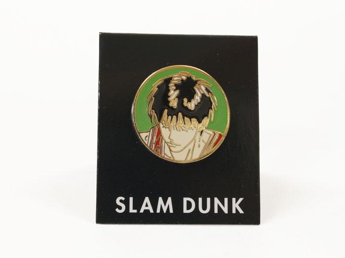SLAM DUNK ピンバッチ その弐 (バスケットボール INOUE TAKEHIKO GOODS)流川02(DP-10)【スポーツ用品 > チーム スポーツ > バスケットボール】【GALLERY・2】/DP-PINS-2