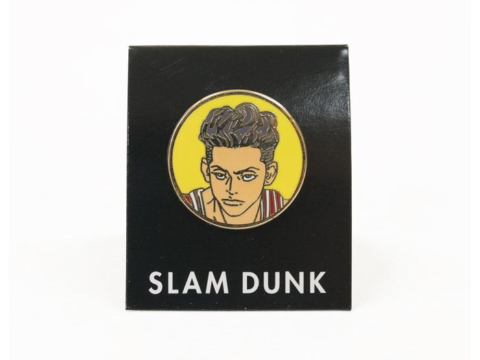 SLAM DUNK ピンバッチ その弐 (バスケットボール INOUE TAKEHIKO GOODS)リョータ01(DP-12)【スポーツ用品 > チーム スポーツ > バスケットボール】【GALLERY・2】/DP-PINS-2