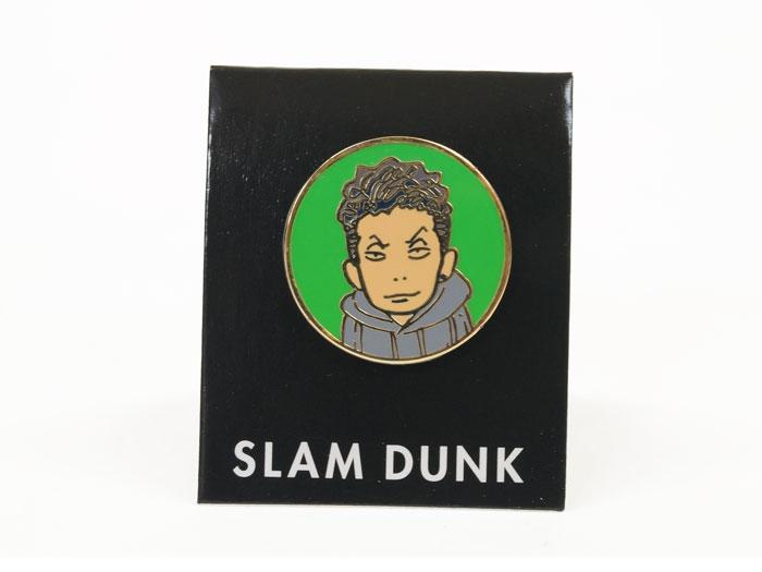 SLAM DUNK ピンバッチ その弐 (バスケットボール INOUE TAKEHIKO GOODS)【スポーツ用品 > チーム スポーツ > バスケットボール】【GALLERY・2】/DP-PINS-2