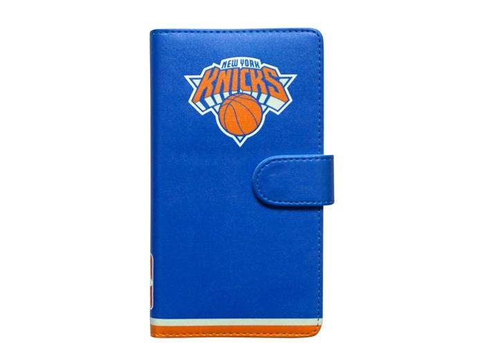 NBA iPhone6手帳型カバー KNICKS (バスケットボール NBA アクセサリー・グッズ)【スポーツ用品 > チーム スポーツ > バスケットボール】【GALLERY・2】/NBA29976