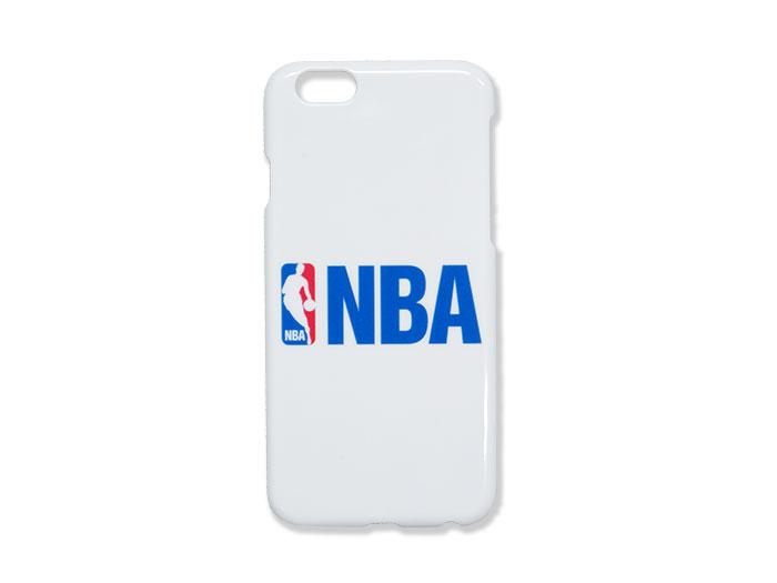 NBA iPhone6ケース NBA logo (バスケットボール NBA アクセサリー・グッズ)【スポーツ用品 > チーム スポーツ > バスケットボール】【GALLERY・2】/IDAAB0001