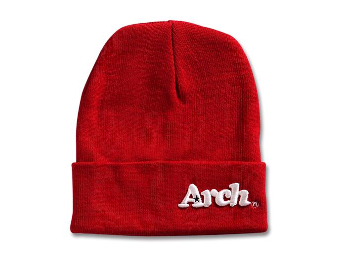 Arch Arch basic logo beanie (バスケットボール アクセサリー・グッズ キャップ)【スポーツ用品 > チーム スポーツ > バスケットボール】【Arch/アーチ】/A15-025