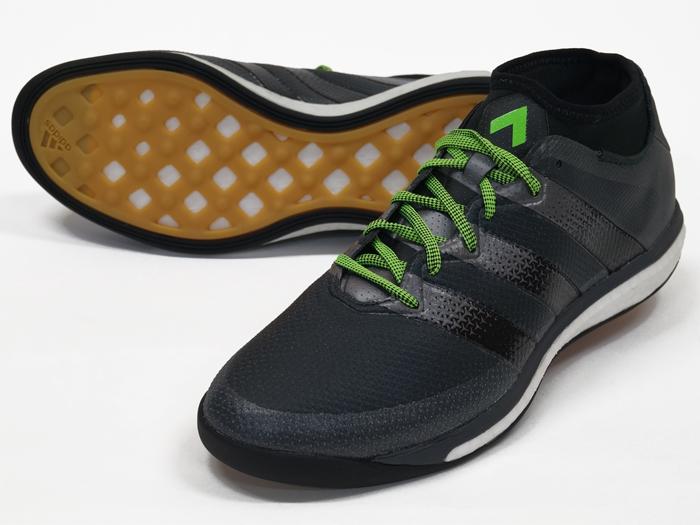 adidas エース 16.1 ブースト (フットサル&サッカー シューズ トレーニングシューズ)【スポーツ用品 > チーム スポーツ > サッカー】【adidas/アディダス】/AQ5671