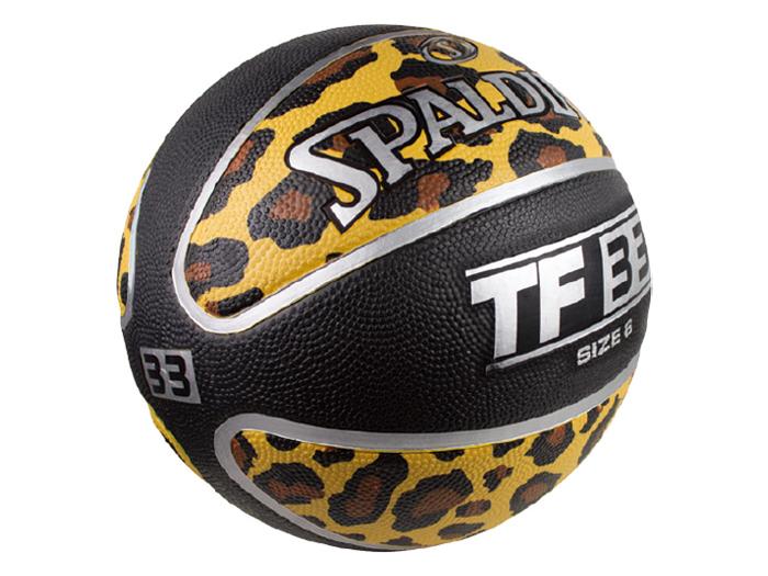 SPALDING TF-33 レオパード 7号 (バスケットボール ボール 7号球)【スポーツ用品 > チーム スポーツ > バスケットボール】【SPALDING/スポルディング】/83-408J