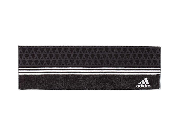 adidas CP フェイスタオル BOX (フットサル&サッカー アクセサリー・グッズ タオル)ブラック/ダークグレー/ホワイト【スポーツ用品 > チーム スポーツ > サッカー】【adidas/アディダス】/AP3340