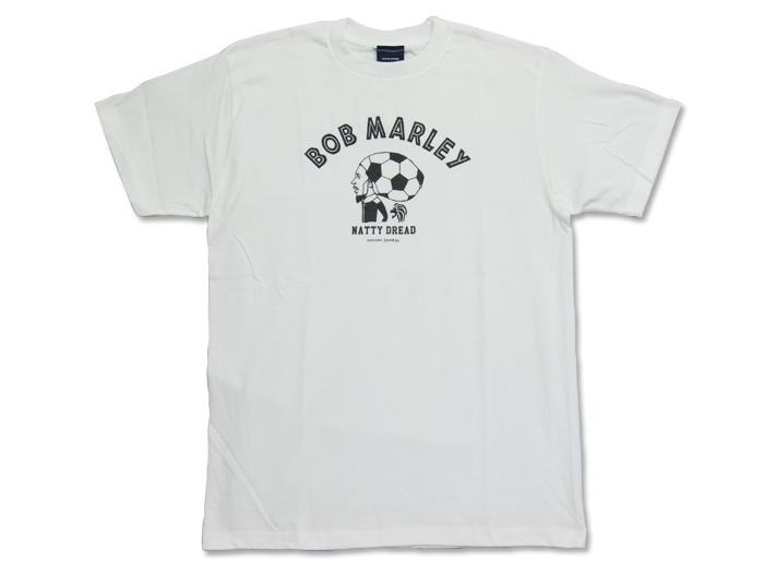 SoccerJunky BOB MARLEY 半袖TEE (フットサル&サッカー Tシャツ 半袖Tシャツ)【スポーツ用品 > チーム スポーツ > サッカー】【SoccerJunky/サッカージャンキー】/SJ16872