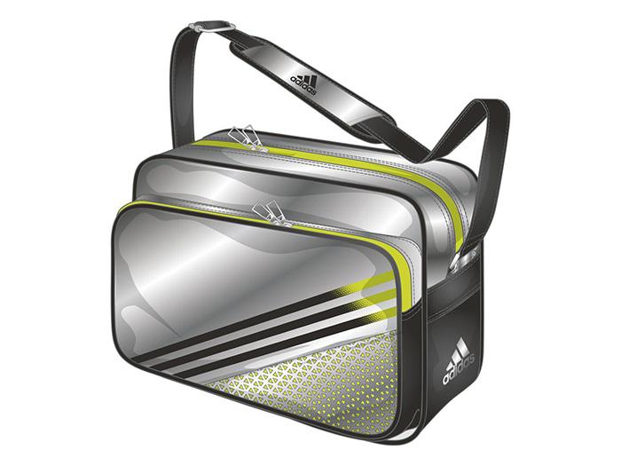 adidas FB エナメルバッグ ACE (フットサル&サッカー アクセサリー・グッズ バッグ)【スポーツ用品 > チーム スポーツ > サッカー】【adidas/アディダス】/AZ4248