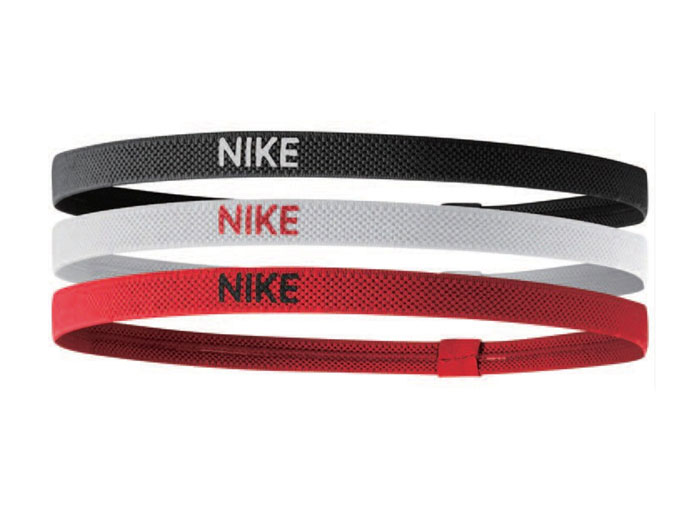 NIKE エラスティックヘアーバンド(3本パック) (バスケットボール アクセサリー・グッズ ヘアーバンド・リストバンド)【スポーツ用品 > チーム スポーツ > バスケットボール】【NIKE/ナイキ】/BN2015