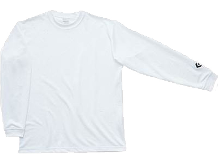 CONVERSE 6F ロングスリーブTシャツ (バスケットボール プラクティスウェアー 長袖Tシャツ)【スポーツ用品 > チーム スポーツ > バスケットボール】【CONVERSE/コンバース】/CB251324L