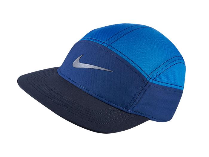 NIKE AW84 ジップ アジャスタブル ランニングキャップ (その他スポーツ ランニング ランニングアクセサリー)DEEP ROYAL BLUE/PHOTO BLUE/OBSIDIAN (455)【スポーツ用品 > チーム スポーツ > ハンドボール】【NIKE/ナイキ】/778363
