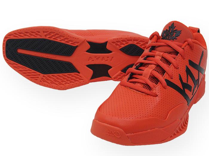 K1X Paradoxum (バスケットボール シューズ シューズ)blood orange(6642)【スポーツ用品 > チーム スポーツ > バスケットボール】【K1X/ケイワンエックス】/1162-0100