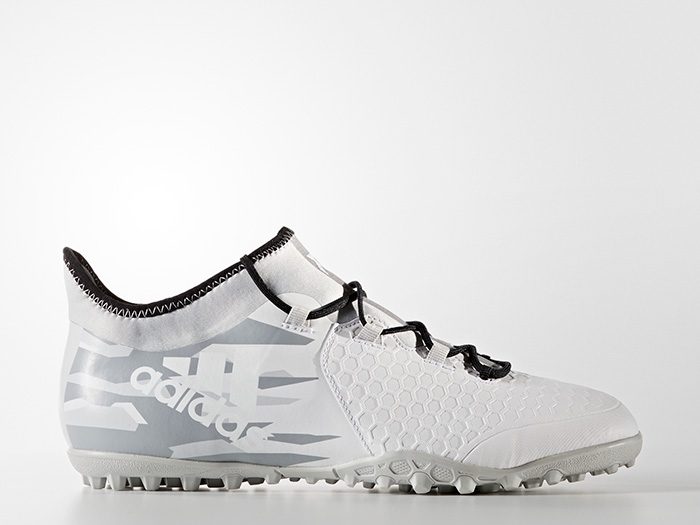 adidas エックス タンゴ 16.2 TF (フットサル&サッカー シューズ トレーニングシューズ)ランニングホワイト/ランニングホワイト/ミッドグレー S14【スポーツ用品 > チーム スポーツ > サッカー】【adidas/アディダス】/BA9828