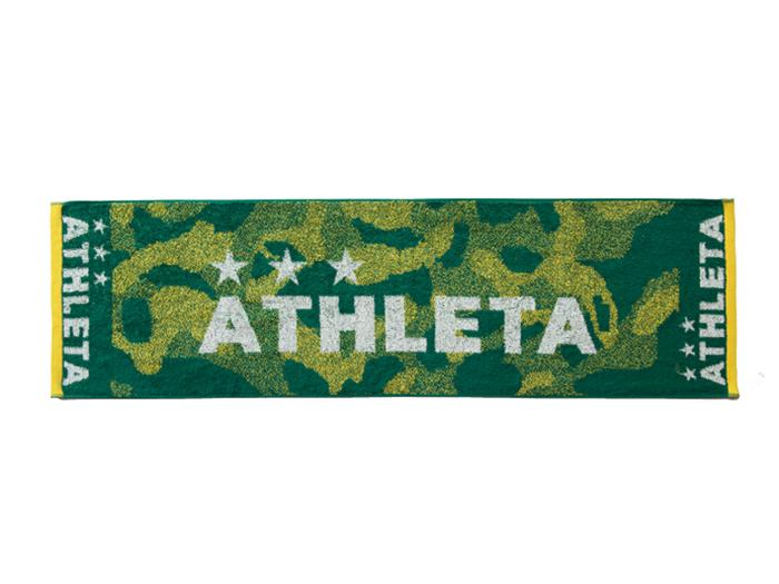 ATHLETA スポーツタオル (フットサル&サッカー アクセサリー・グッズ タオル)【スポーツ用品 > チーム スポーツ > サッカー】【ATHLETA/アスレタ】/5202