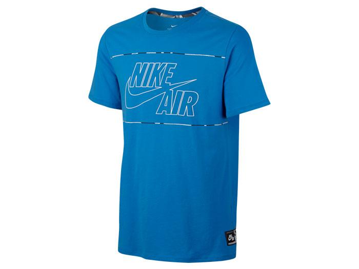 NIKE ナイキ エア Tシャツ 1 (バスケットボール プラクティスウェアー 半袖Tシャツ)【スポーツ用品 > チーム スポーツ > バスケットボール】【NIKE/ナイキ】/847457