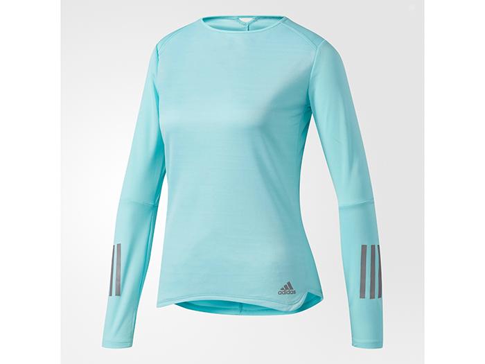 adidas RESPONSE 長袖TシャツW (その他スポーツ ランニング レディスウェアー)【スポーツ用品 > チーム スポーツ > ハンドボール】【adidas/アディダス】/BP7436