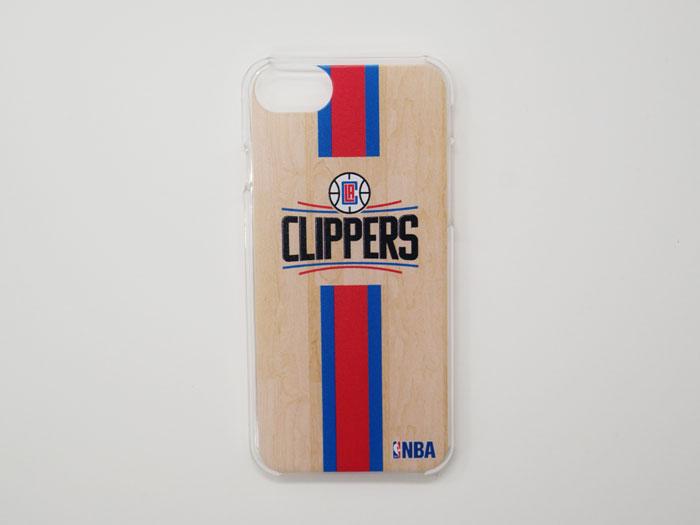 NBA iPhone7ハードカバー 【CLIPPERS】 (バスケットボール アクセサリー・グッズ NBA)【スポーツ用品 > チーム スポーツ > バスケットボール】【GALLERY・2】/NBA31385