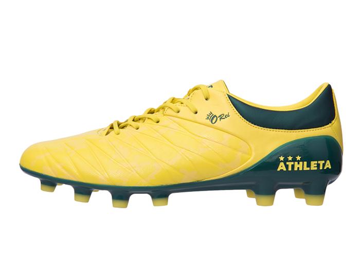 ATHLETA O-Rei Futebol H001 (フットサル&サッカー シューズ スパイク)【スポーツ用品 > チーム スポーツ > サッカー】【ATHLETA/アスレタ】/10003