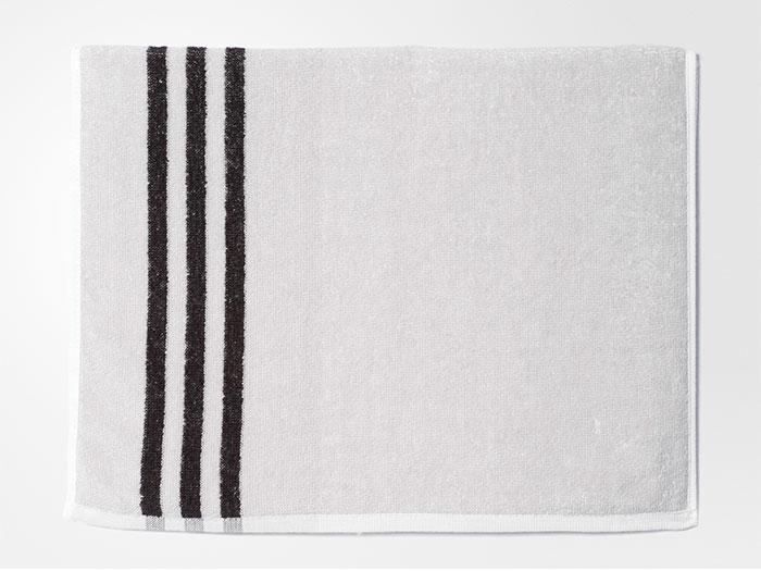 adidas CP フェイスタオル BOX (フットサル&サッカー アクセサリー・グッズ タオル)ホワイト×ホワイト×ブラック (F)【スポーツ用品 > チーム スポーツ > サッカー】【adidas/アディダス】/BR6180