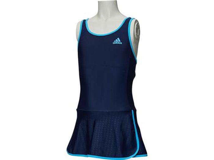 adidas GIRLS スカート付きワンピース (その他スポーツ スイミング スイムウェアー)【スポーツ用品 > チーム スポーツ > ハンドボール】【adidas/アディダス】/BS4812