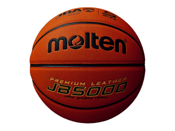 molten JB5000(5号球) (バスケットボール ボール 5号球)5号球【スポーツ用品 > チーム スポーツ > バスケットボール】【molten/モルテン】/B5C5000