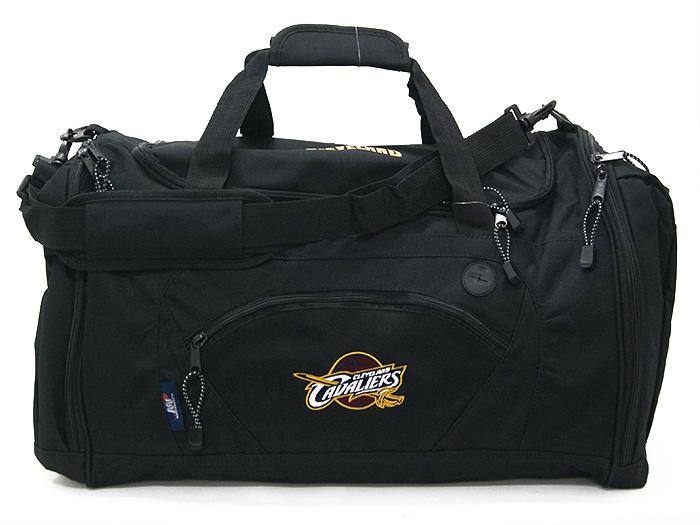Nothwest Cavs Duffel Bag (バスケットボール NBA アクセサリー・グッズ)BLK/BLK【スポーツ用品 > チーム スポーツ > バスケットボール】【GALLERY・2】/NBCA5011