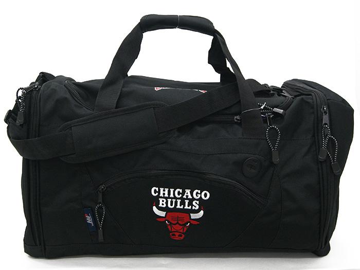 Nothwest Bulls Duffel Bag (バスケットボール NBA アクセサリー・グッズ)【スポーツ用品 > チーム スポーツ > バスケットボール】【GALLERY・2】/NBBU5011