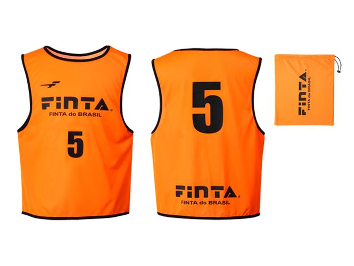 FINTA ビブス(10枚) (フットサル&サッカー アクセサリー・グッズ ビブス)【スポーツ用品 > チーム スポーツ > サッカー】【FINTA/フィンタ】/FT6513