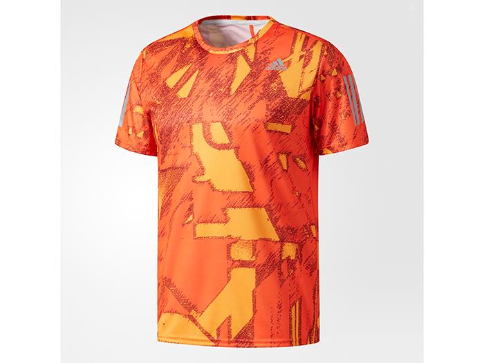 adidas RESPONSE グラフィックTシャツ (その他スポーツ ランニング メンズウェアー)【スポーツ用品 > チーム スポーツ > ハンドボール】【adidas/アディダス】/B47704