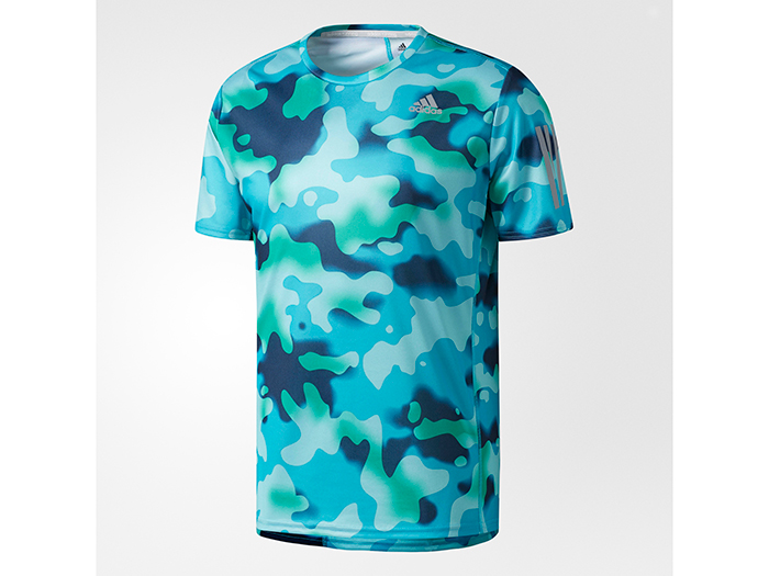 adidas RESPONSE グラフィックTシャツ (その他スポーツ ランニング メンズウェアー)【スポーツ用品 > チーム スポーツ > ハンドボール】【adidas/アディダス】/B47705