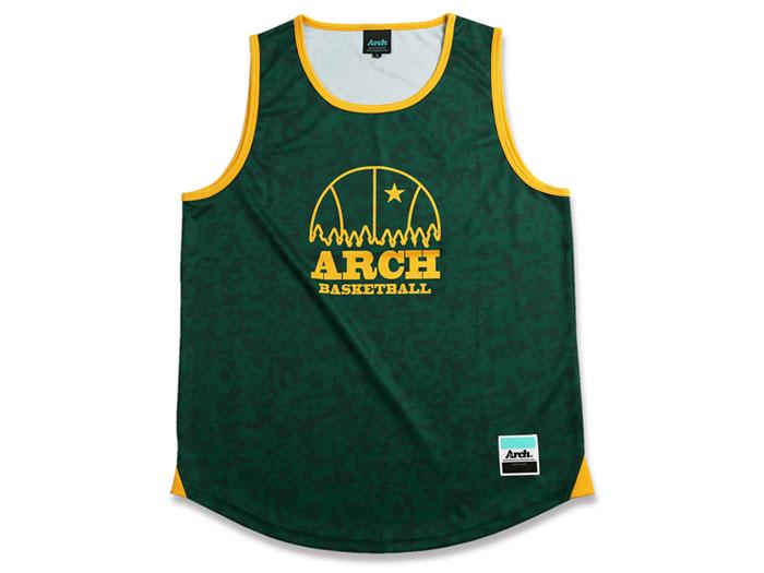 Arch Arch ballin tour tank[DRY] (バスケットボール プラクティスウェアー カットオフ)【スポーツ用品 > チーム スポーツ > バスケットボール】【Arch/アーチ】/T27-003