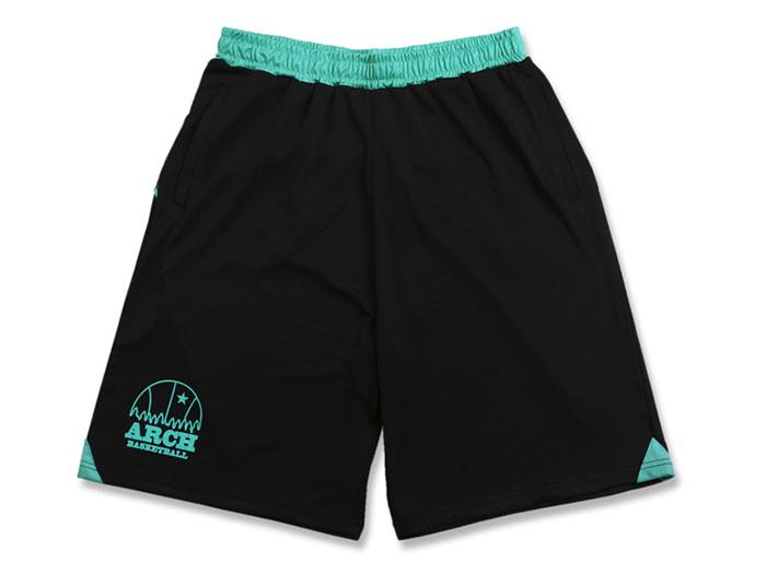 Arch Arch ballin tour shorts (バスケットボール プラクティスウェアー プラクティスパンツ)【スポーツ用品 > チーム スポーツ > バスケットボール】【Arch/アーチ】/B17-007