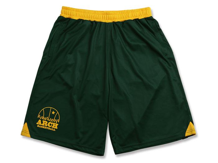 Arch Arch ballin tour shorts (バスケットボール プラクティスウェアー プラクティスパンツ)【スポーツ用品 > チーム スポーツ > バスケットボール】【Arch/アーチ】/B17-009