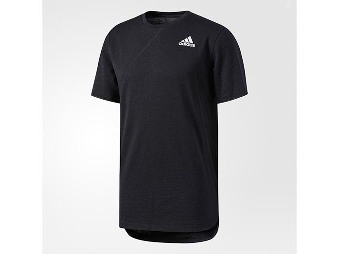 adidas CROSS-UP ショートスリーブ Tシャツ (バスケットボール Tシャツ 半袖Tシャツ)【スポーツ用品 > チーム スポーツ > バスケットボール】【adidas/アディダス】/BR4600